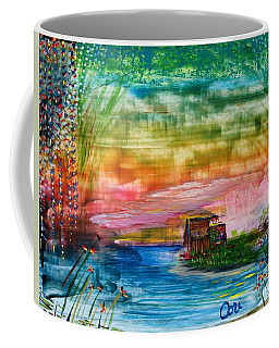 Rv Life Dinnertime Coffee Mug