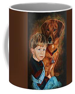 Ryan And Moses Coffee Mug