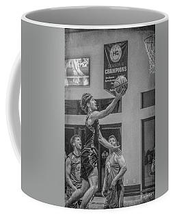 Coffee Mug featuring the photograph Ryan Blaney   by Ronald Santini