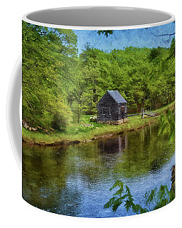 Rye In Spring Coffee Mug by Tricia Marchlik