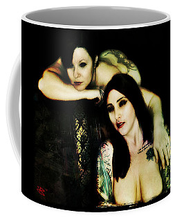 Ryli And Khrist 2 Coffee Mug