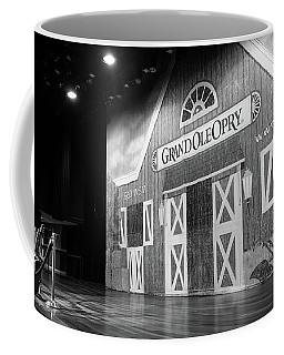 Ryman Opry Stage Coffee Mug