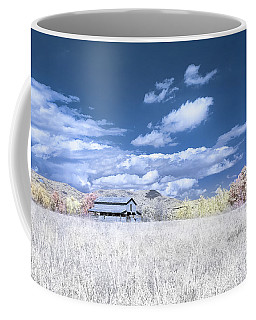 S C Upstate Barn Faux Color Coffee Mug