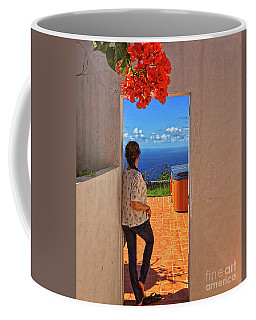 Saba Sea View Coffee Mug