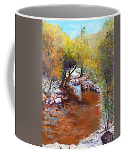 Sabino Canyon Scenes Coffee Mug