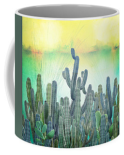 Sabress Coffee Mug