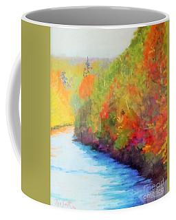 Sackville River  Coffee Mug by Rae  Smith PAC