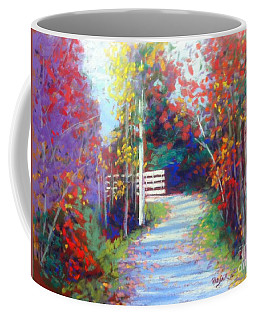 Sackville Walking Trail Coffee Mug