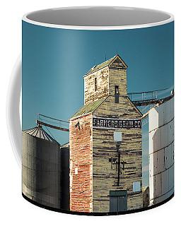 Saco Grain Elevator Coffee Mug