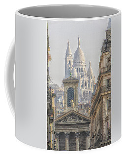 Sacre-coeur  Coffee Mug by Catherine Alfidi