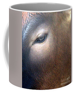 Coffee Mug featuring the photograph Sacred Cow 5 by Randall Weidner