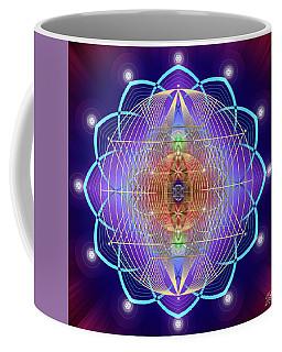 Sacred Geometry 641 Coffee Mug