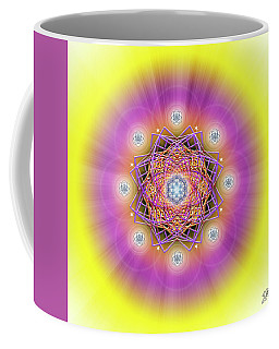 Sacred Geometry 643 Coffee Mug