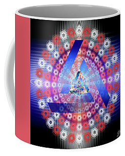 Sacred Geometry 646 Coffee Mug