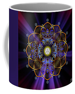 Sacred Geometry 647 Coffee Mug