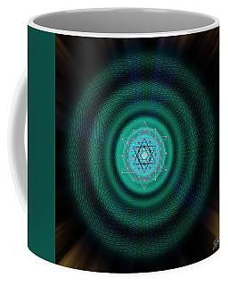 Sacred Geometry 651 Coffee Mug
