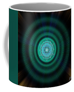 Sacred Geometry 651 Coffee Mug