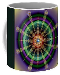 Sacred Geometry 652 Coffee Mug