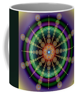 Sacred Geometry 652 Coffee Mug