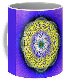 Sacred Geometry 655 Coffee Mug