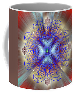 Sacred Geometry 656 Coffee Mug