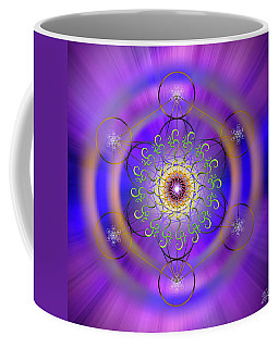 Sacred Geometry 658 Coffee Mug