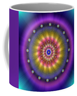 Sacred Geometry 659 Coffee Mug