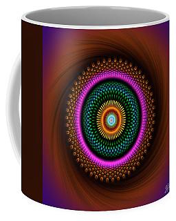 Sacred Geometry 664 Coffee Mug