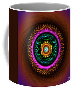 Sacred Geometry 664 Coffee Mug