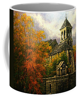 Sacred Heart Chapel Paris Coffee Mug