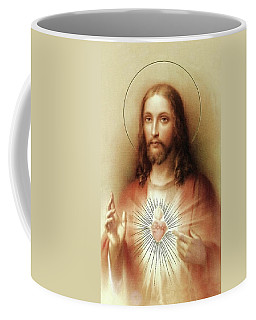 Sacred Heart Of Jesus Coffee Mug