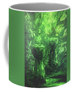 Sacred Latte Stones Coffee Mug