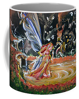 Sacred Pool 2 Coffee Mug
