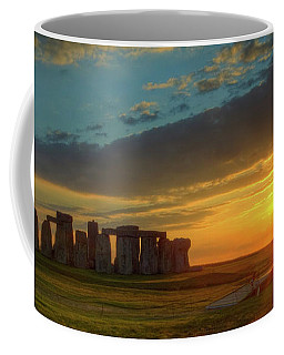 Sacred Sunset Coffee Mug