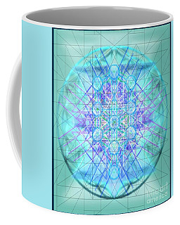 Sacred Symbols Out Of The Void 3b1 Coffee Mug by Christopher Pringer