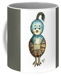 Baby Quail Coffee Mug