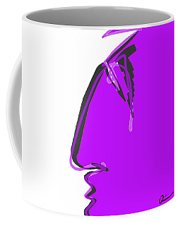 Sad Grape Coffee Mug