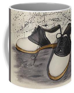 Saddle Shoes Coffee Mug