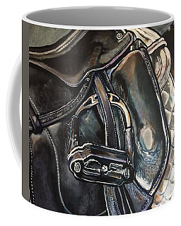 Saddle Study Coffee Mug