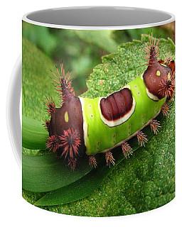 Saddleback Caterpillar Coffee Mug