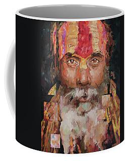 Sadu  Coffee Mug by Richard Day