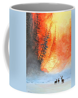 Safe Haven Coffee Mug
