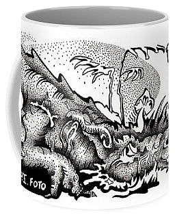 Safe Now Fpi Cartoon Coffee Mug