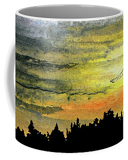 Safety In Numbers Coffee Mug by R Kyllo