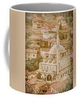 Coffee Mug featuring the photograph Safranbolu, Turkey - Izzet Pasha Cami by Mark Forte