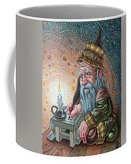 Saga Coffee Mug