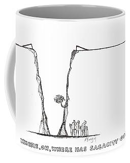 Sagacity Coffee Mug
