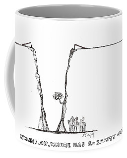 Sagacity Coffee Mug