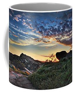 Sage Ranch Sunset Coffee Mug