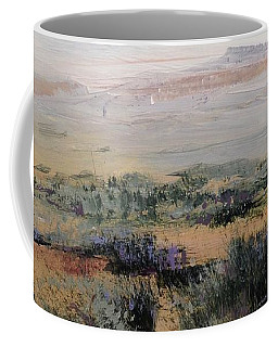 Sageland Coffee Mug by Helen Harris
